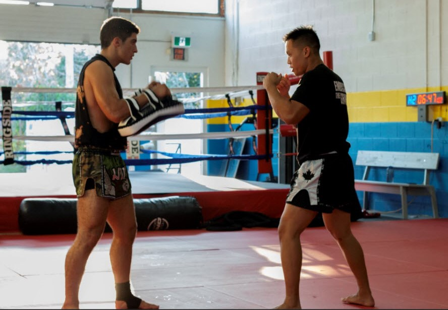 The Blue Shorts Test: A Muay Thai Curriculum