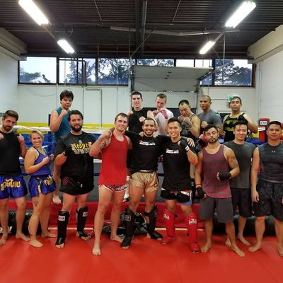 2019 Year in Review – Muaythai & Brazilian Jiu Jitsu